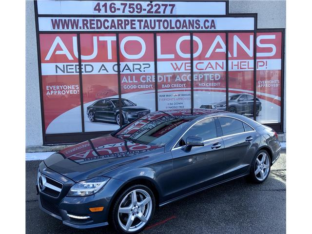 2013 Mercedes-Benz CLS-Class Base (Stk: 066591) in Toronto - Image 1 of 19