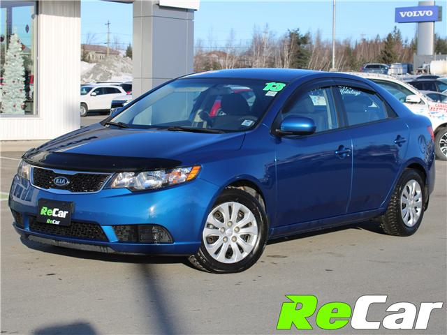 2013 Kia Forte 2.0L LX (Stk: 181367A) in Fredericton - Image 1 of 23