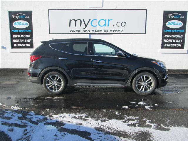 2017 Hyundai Santa Fe Sport 2.0T Limited (Stk: 181984) in Richmond - Image 1 of 14