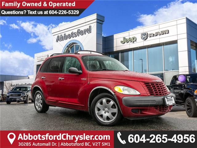 2003 Chrysler PT Cruiser Classic Edition (Stk: J141000AB) in Abbotsford - Image 1 of 20