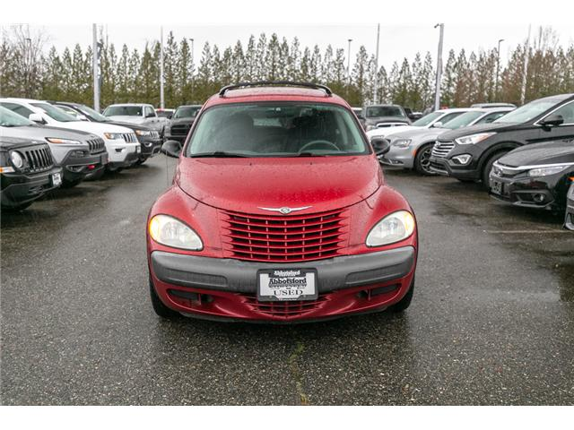 2003 Chrysler PT Cruiser Classic Edition (Stk: J141000AB) in Abbotsford - Image 2 of 20