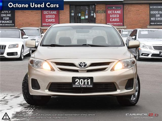 2011 Toyota Corolla CE (Stk: ) in Scarborough - Image 2 of 27