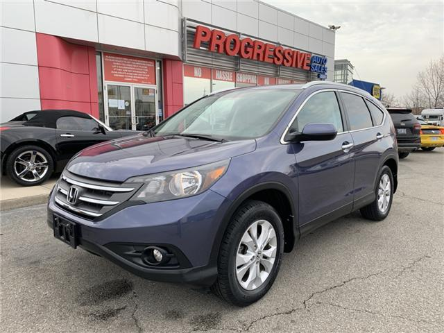 2012 Honda CR-V Touring (Stk: CH104828) in Sarnia - Image 1 of 27