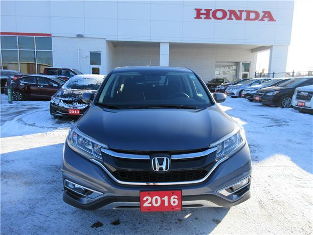 2016 Honda CR-V EX (Stk: SS3289) in Ottawa - Image 2 of 12