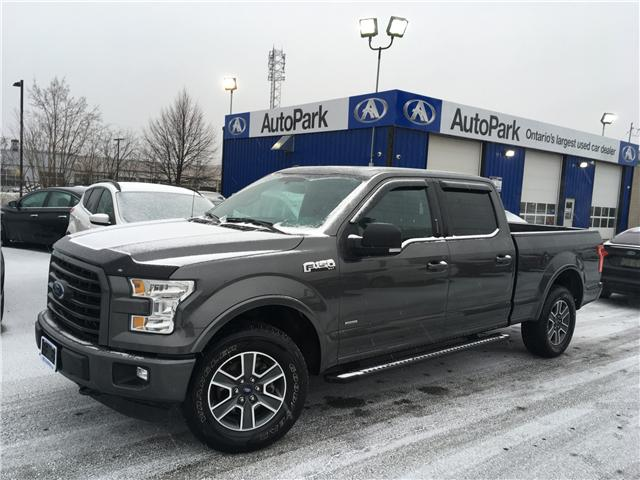 2016 Ford F-150  (Stk: 16-69735) in Georgetown - Image 1 of 27