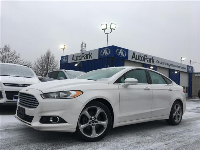 2014 Ford Fusion SE (Stk: 14-63260) in Georgetown - Image 1 of 29