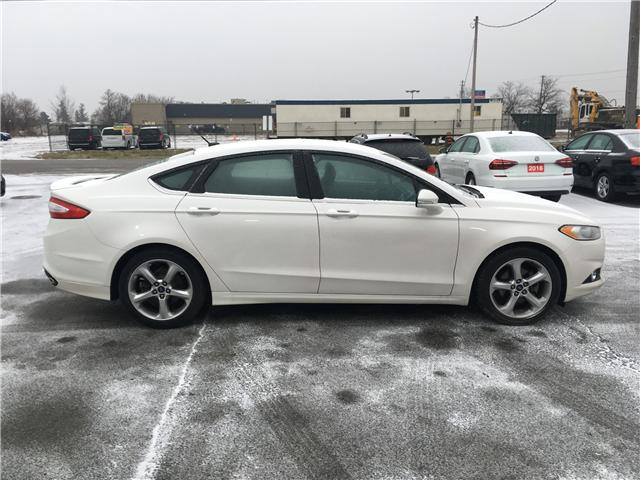 2014 Ford Fusion SE (Stk: 14-63260) in Georgetown - Image 4 of 29