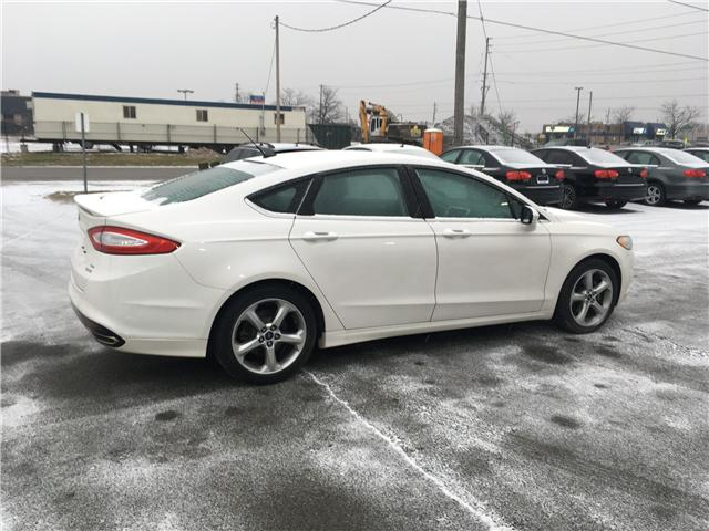 2014 Ford Fusion SE (Stk: 14-63260) in Georgetown - Image 5 of 29