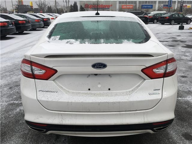 2014 Ford Fusion SE (Stk: 14-63260) in Georgetown - Image 6 of 29