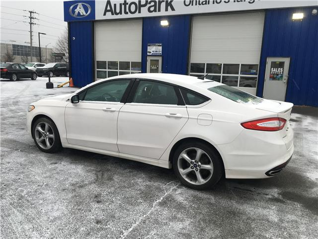 2014 Ford Fusion SE (Stk: 14-63260) in Georgetown - Image 7 of 29