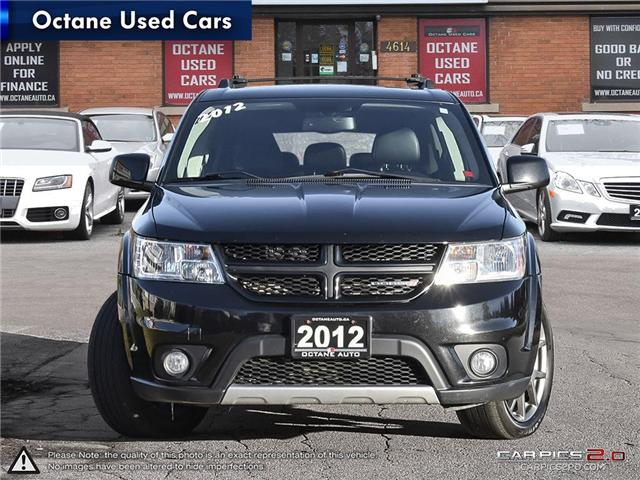 2012 Dodge Journey R/T (Stk: ) in Scarborough - Image 2 of 27