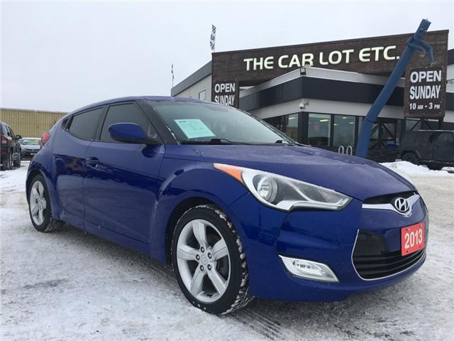 2013 Hyundai Veloster Base (Stk: 18577) in Sudbury - Image 1 of 13