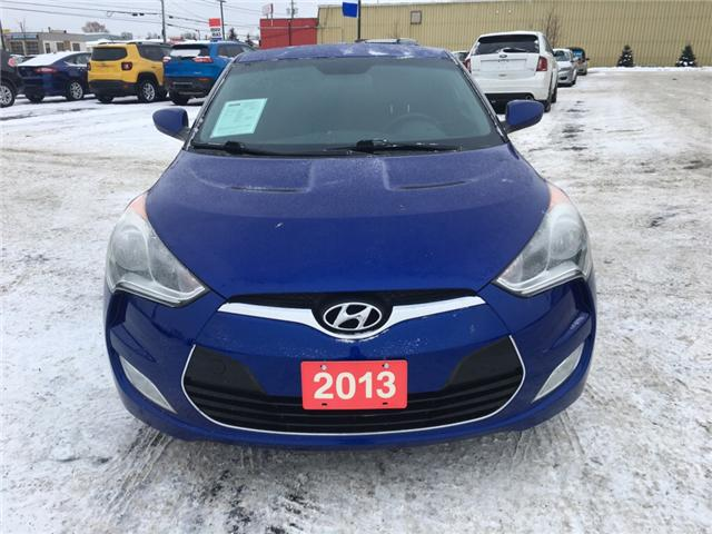 2013 Hyundai Veloster Base (Stk: 18577) in Sudbury - Image 2 of 13