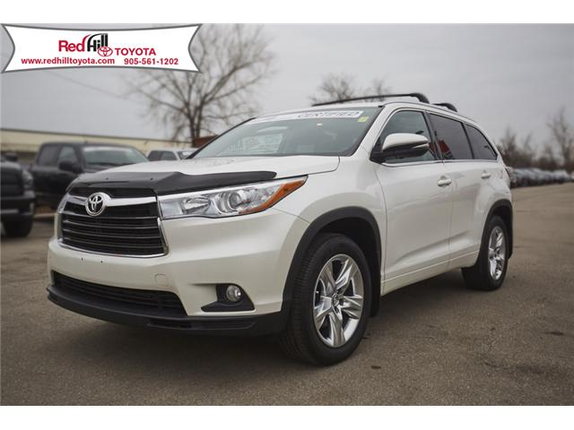 2016 Toyota Highlander Limited (Stk: 30519) in Hamilton - Image 1 of 22