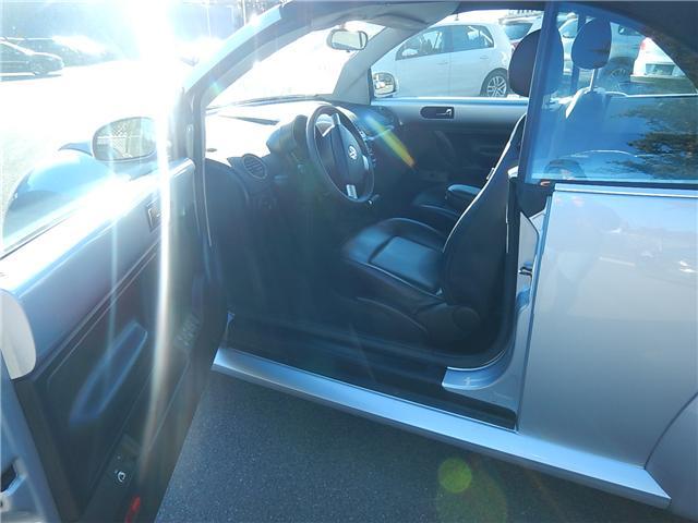 2008 Volkswagen New Beetle 2.5L Trendline (Stk: JT061275A) in Surrey - Image 7 of 21