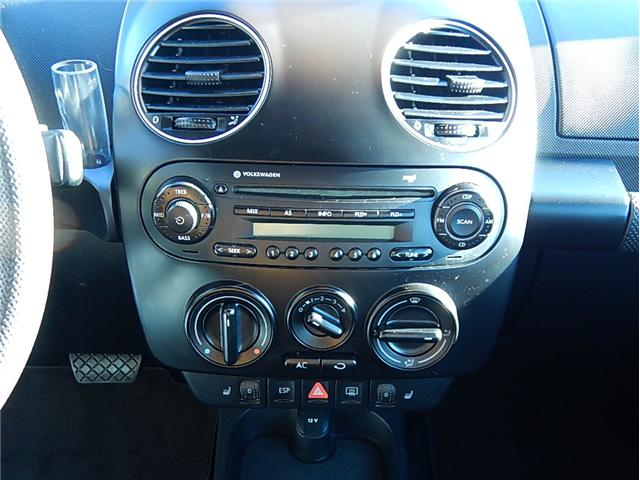 2008 Volkswagen New Beetle 2.5L Trendline (Stk: JT061275A) in Surrey - Image 12 of 21