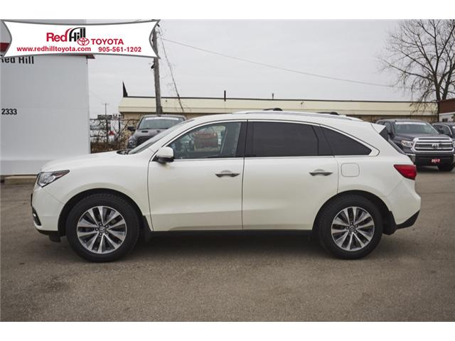 2016 Acura MDX Navigation Package (Stk: 76617) in Hamilton - Image 3 of 21