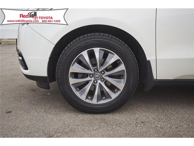 2016 Acura MDX Navigation Package (Stk: 76617) in Hamilton - Image 4 of 21
