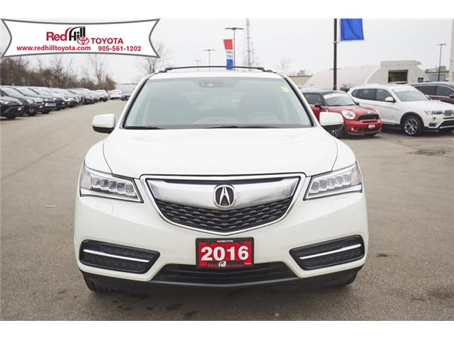 2016 Acura MDX Navigation Package (Stk: 76617) in Hamilton - Image 5 of 21