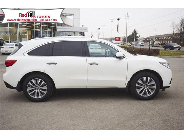 2016 Acura MDX Navigation Package (Stk: 76617) in Hamilton - Image 6 of 21