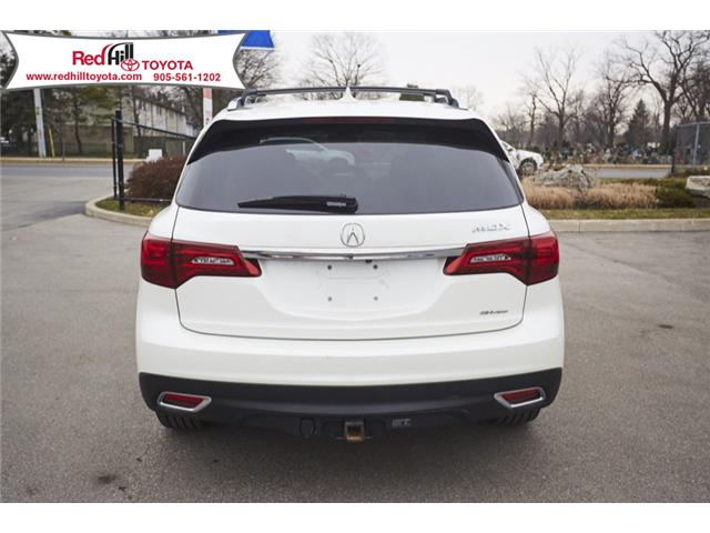2016 Acura MDX Navigation Package (Stk: 76617) in Hamilton - Image 7 of 21