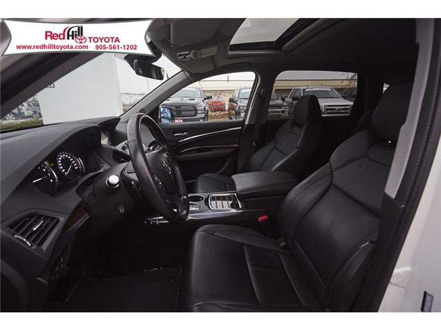 2016 Acura MDX Navigation Package (Stk: 76617) in Hamilton - Image 10 of 21