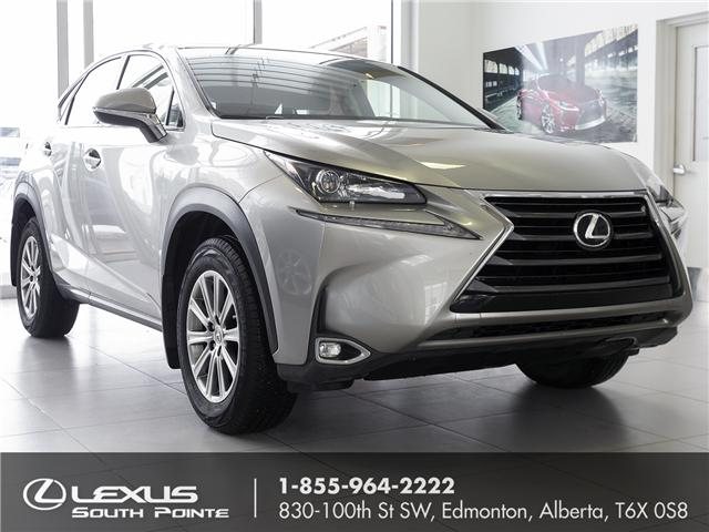2017 Lexus NX 200t Base (Stk: L900142A) in Edmonton - Image 1 of 17