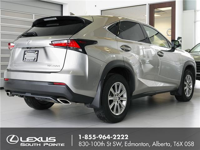 2017 Lexus NX 200t Base (Stk: L900142A) in Edmonton - Image 4 of 17