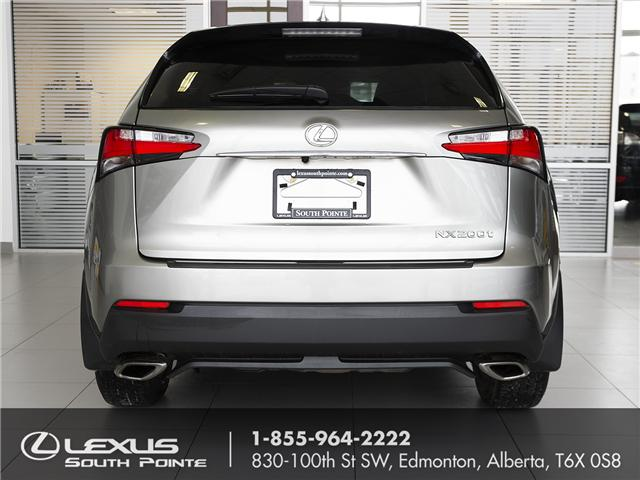 2017 Lexus NX 200t Base (Stk: L900142A) in Edmonton - Image 5 of 17