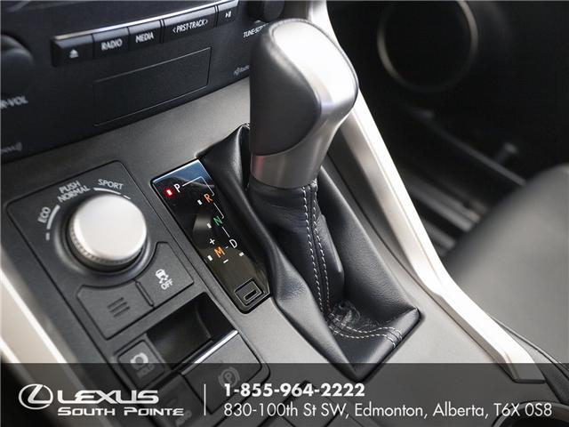 2017 Lexus NX 200t Base (Stk: L900142A) in Edmonton - Image 15 of 17