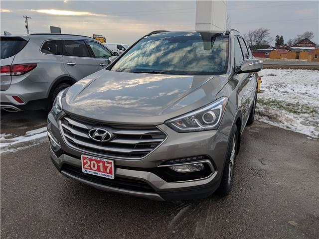 2017 Hyundai Santa Fe Sport 2.0T Limited (Stk: 85089) in Goderich - Image 1 of 14