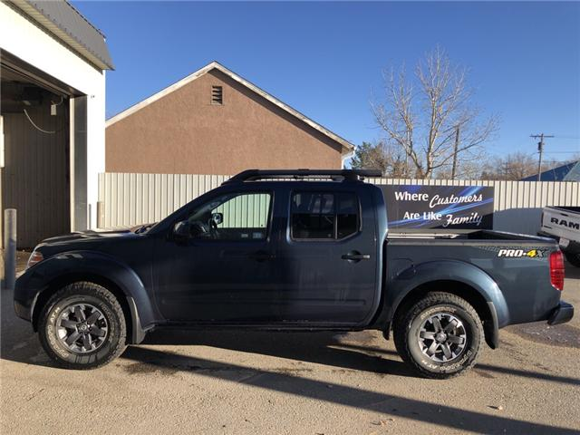 2018 Nissan Frontier PRO-4X (Stk: 14205) in Fort Macleod - Image 2 of 19