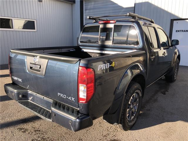 2018 Nissan Frontier PRO-4X (Stk: 14205) in Fort Macleod - Image 4 of 19
