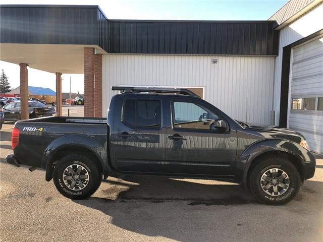 2018 Nissan Frontier PRO-4X (Stk: 14205) in Fort Macleod - Image 5 of 19