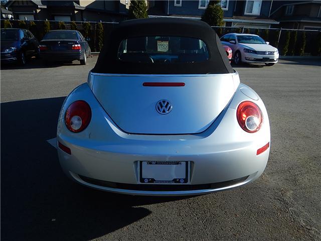 2008 Volkswagen New Beetle 2.5L Trendline (Stk: JT061275A) in Surrey - Image 21 of 21