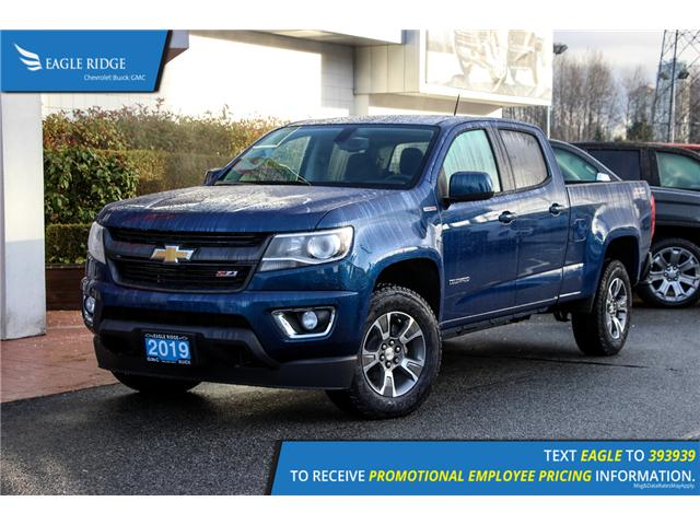 2019 Chevrolet Colorado Z71 (Stk: 96028A) in Coquitlam - Image 1 of 16