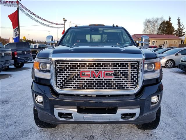 2015 GMC Sierra 2500HD Denali (Stk: JP) in Kemptville - Image 2 of 22