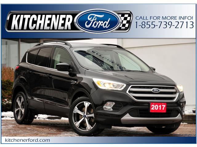 2017 Ford Escape SE (Stk: 8E8030A) in Kitchener - Image 1 of 22