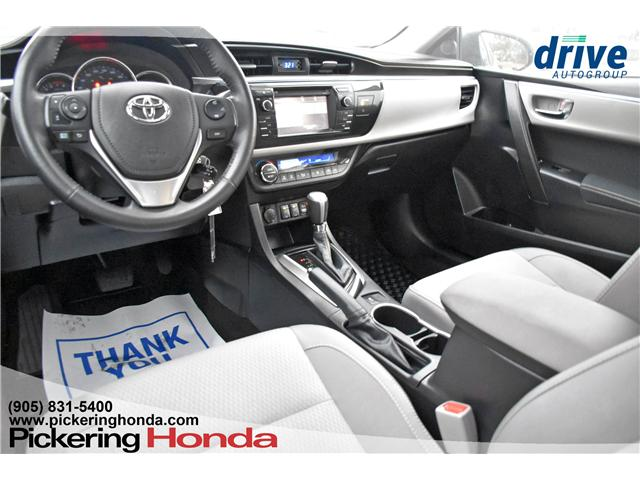 2015 Toyota Corolla LE (Stk: U272A) in Pickering - Image 2 of 24