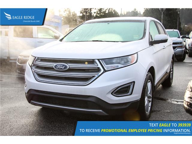 2018 Ford Edge SEL (Stk: 189325) in Coquitlam - Image 1 of 5