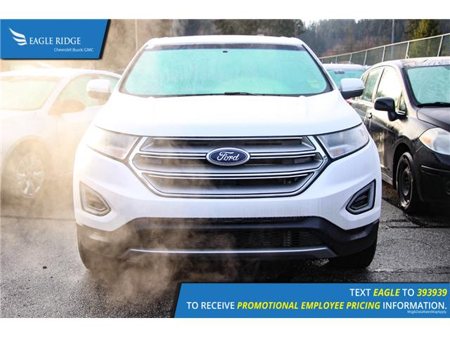 2018 Ford Edge SEL (Stk: 189325) in Coquitlam - Image 2 of 5