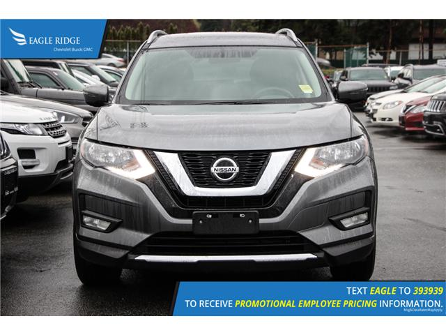 2018 Nissan Rogue SV (Stk: 189386) in Coquitlam - Image 2 of 5