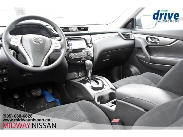 2016 Nissan Rogue SV (Stk: U1535) in Whitby - Image 2 of 24
