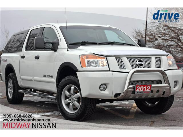 2012 Nissan Titan PRO-4X (Stk: JN542923A) in Whitby - Image 1 of 29