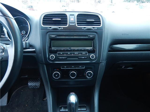 2014 Volkswagen Golf 2.0 TDI Comfortline (Stk: VW0753) in Surrey - Image 12 of 27