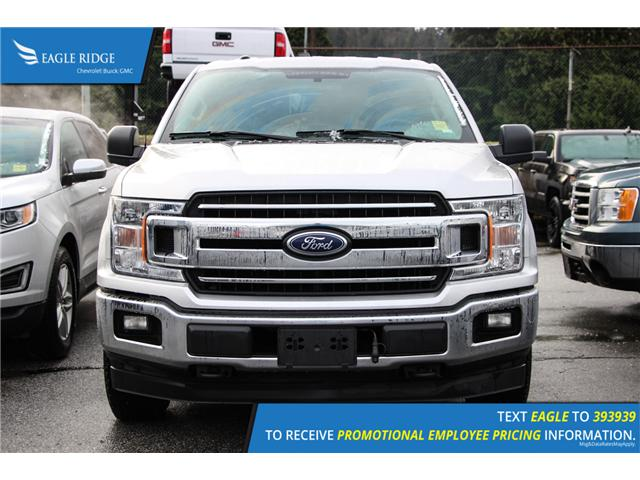 2018 Ford F-150 XLT (Stk: 189492) in Coquitlam - Image 2 of 5
