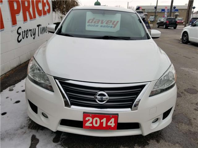 2014 Nissan Sentra 1.8 SV (Stk: 18-780) in Oshawa - Image 2 of 16
