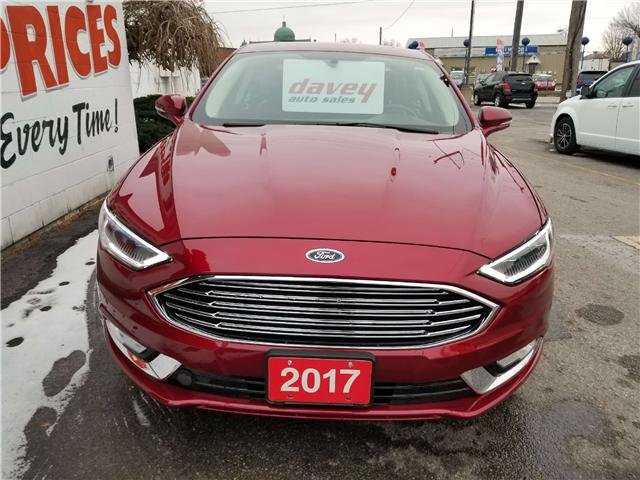 2017 Ford Fusion Titanium (Stk: 18-772) in Oshawa - Image 2 of 18