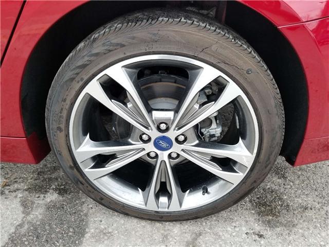 2017 Ford Fusion Titanium (Stk: 18-772) in Oshawa - Image 7 of 18