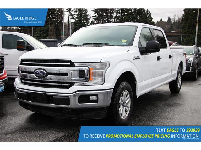 2018 Ford F-150 XLT (Stk: 189494) in Coquitlam - Image 1 of 5